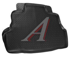Коврик багажника NISSAN Almera Classic (06-) полиуретан NOR NPL-P-61-05