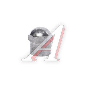 Колпачок на ниппель колеса металлический хром 402-3106043