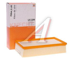 Фильтр воздушный AUDI 100,A6 (2.4 D/2.5 TDI) (90-97) MAHLE LX339, 4A0129620