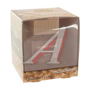 Ароматизатор на панель жидкостной (millionaire) 50мл Secret Cube TASOTTI Secret Cube/millionaire, TASOTTI