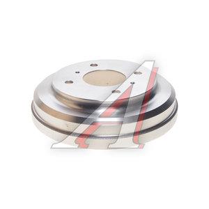 Барабан тормозной NISSAN Almera задний (1шт.) TRW DB4349, 43206-4Z801