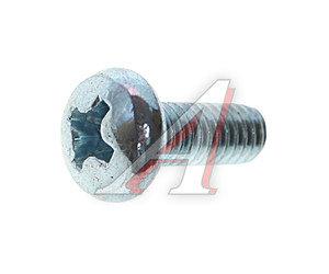 Винт М4х0.7х10 цилиндр под крест DIN7985