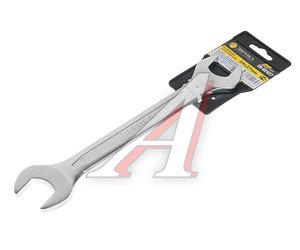 Ключ рожковый 24х27мм CrV Pro ЭВРИКА ER-52427