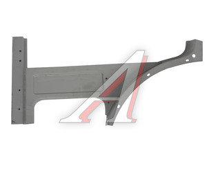 Порог МАЗ без усилителя (низ дверного проема) левый 5336-5401017