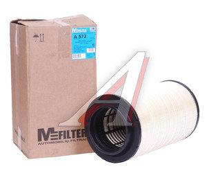 Фильтр воздушный DAF CF85 (h=480мм) MFILTER A573, LX1457