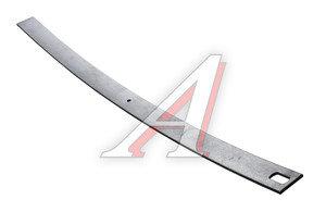 Лист рессоры МАЗ-500 передней №2 L=1642мм ЧМЗ 500А-2902102-10