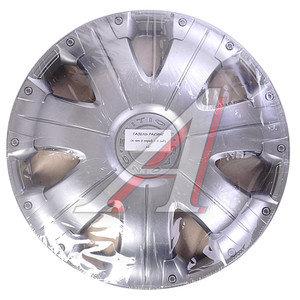 Колпак колеса R-16 серый комплект 4шт. РАСИНГ-ГАЗЕЛЬ РАСИНГ-ГАЗЕЛЬ R16, РАСИНГ R-16