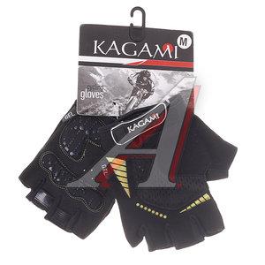 Перчатки велосипедные M амара/лайрка/гель/силикон NZR 2103-2013, 4650066001839
