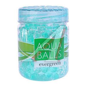 Ароматизатор на панель приборов гелевый (вечнозеленый) Aqua Balls PALOMA PALOMA 220701 Вечнозеленый, 220701