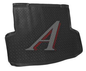 Коврик багажника CHEVROLET Aveo седан (06-) полиуретан NOR NPL-P-12-05