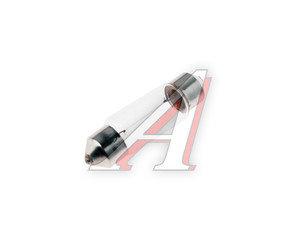 Лампа 12V C10W SV8.5-8 41мм двухцокольная NORD YADA А12-С10 12VхC10W, 800043, АС12-10