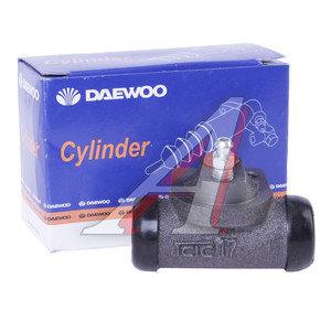 Цилиндр тормозной задний CHEVROLET Lanos (97-) левый/правый DAEWOO 90235420