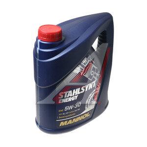 Масло моторное STAHLSYNT ENERGY п/синт.4л MANNOL MANNOL SAE5W30, 4024