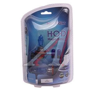 Лампа набор 12V H11 55W PGJ19-2+W5W блистер (2шт.+2шт.) Spectrum HOD SPECTRUM HOD H11, АКГ12-55