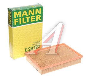 Фильтр воздушный FORD VOLVO MANN C28122, LX1572