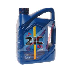 Масло моторное X5 SM п/синт.4л ZIC ZIC SAE10W40, 162622