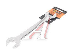 Ключ рожковый 24х27мм сатинированный ER-37247