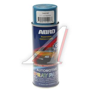 Краска пицунда аэрозоль 473мл ABRO 417 ABRO, Л0417