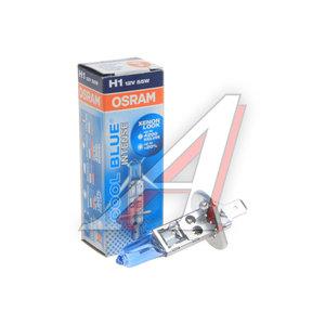 Лампа 12V H1 55W +20% P14.5s Cool Blue Intense OSRAM 64150CBI, O-64150CBI, А12-55(Н1)