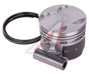 Поршень двигателя ГАЗ-3110 d=92.0 с поршневыми кольцами,с пальцем и ст.к 1шт. ЗМЗ 406.1004018-100