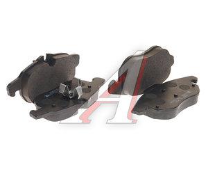 Колодки тормозные OPEL Vectra C передние (4шт.) HSB HP8382, GDB1613, 1605095