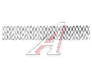Решетка радиатора сетка (черная) крупная 120х20см TEORIN 120110B