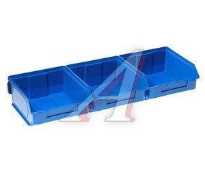 Лоток складской с планкой для крепления к стене комплект 3шт. TAYG TAYG G-04, 204906