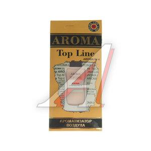 Ароматизатор подвесной пластина (№4 D&G 3 L'imperatrice) TOP LINE TOP LINE №4 D&G L'imperatice
