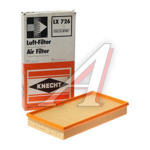 Фильтр воздушный VOLVO 850 (2.5) MAHLE LX726, 9445776