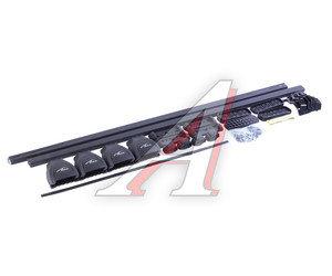 """Багажник SKODA Octavia 2 хетчбек (04-) прямоугольный, сталь комплект L=1200мм """"LUX"""" 692773 МУРАВЕЙ, 692773"""