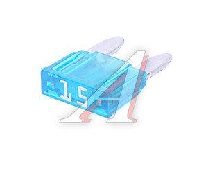 Предохранитель флажковый 15А mini FLOSSER Flosser 514815(504815)