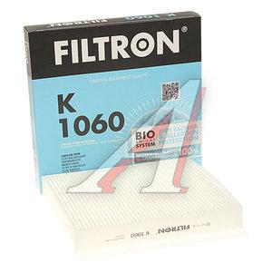 Фильтр воздушный салона NISSAN Almera (N16),Primera (P12) FILTRON K1060, LA119, 27891-BM401