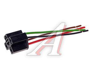 Колодка разъема реле с 4-мя проводами АЭНК 025 906 231, 9016СБ4