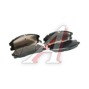 Колодки тормозные CHEVROLET Captiva (06-) передние (4шт.) OE 96626069