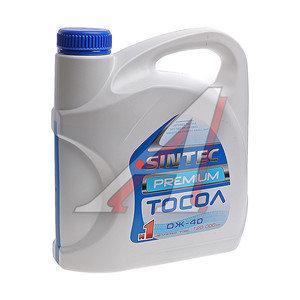 Жидкость охлаждающая ТОСОЛ ОЖ-40 3кг/2.67л SINTEC ТОСОЛ ОЖ-40 SINTEC, 85028