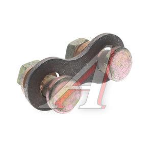 Пластина ГАЗ-53 колодок тормозных с пальцами опорными в сборе 53-3501030/68