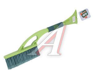 Щетка со скребком 60см салатово-зеленая LI-SA 39900, LS206
