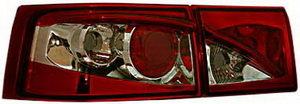 """Фонарь задний ВАЗ-2110,12 PRO SPORT """"Глаз Орла"""" тонированный хромированный комплект RS-02814, 2110-3716010"""