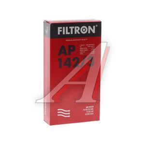 Фильтр воздушный TOYOTA Avensis (03-),Corolla (02-) FILTRON AP142/3, LX1286, 17801-22020/17801-0D020/17801-0D011