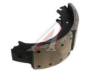Колодки тормозные ЗИЛ-130,4331 задние металлические без ролика (140мм) (1шт.) КАС 130-3502090, 4331-3502090-02