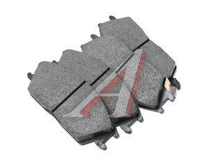 Колодки тормозные HYUNDAI Accent (99-),Getz,Coupe передние (4шт.) SANGSIN SP1047, GDB3331, 58101-22A00