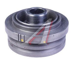 Шкив ГАЗ-2410 коленвала со ступицей комплект ЗМЗ 4022.1005050, 4022-01-0050500-00
