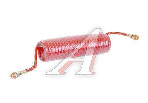 Шланг пневматический витой М22 L=7.5м (красный) (t=-60+70) СМ AIR FLEX М22 L=7.5м (красный), СМ452.711.006.0