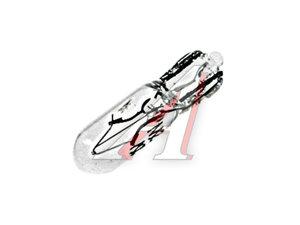 Лампа 12V W1.2W W2x4.6d бесцокольная HNG 12120, HNG-12120, А12-1,2