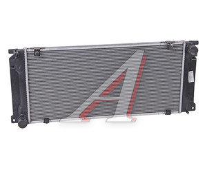 Радиатор ГАЗель Next алюминиевый LUZAR А21R22.1301010, LRc 0322b