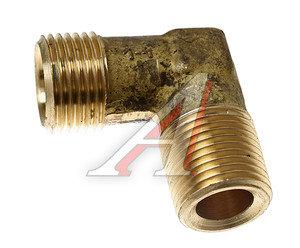 Угольник КАМАЗ компрессора ввертный (ОАО КАМАЗ) 864823