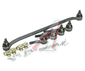 Трапеция рулевая ВАЗ-2121,21213 комплект ТРЕК 2121-3003006*Т, ST70-103, 2121-3414010