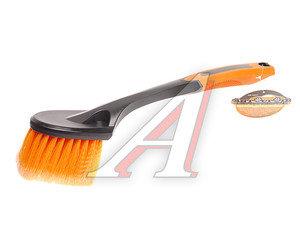 Щетка для мытья автомобиля с мягкой щетиной 35см АВТОСТОП AB-1837