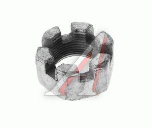 Гайка М22х1.5х19.8 ГАЗ-3307 рычага кулака поворотного корончатая ЭТНА 251016-П29, 251016