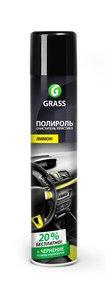 Полироль пластика глянцевая лимон 750мл GRASS GRASS, 120107-1